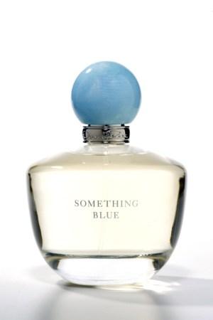 Something Blue by Oscar de la Renta.