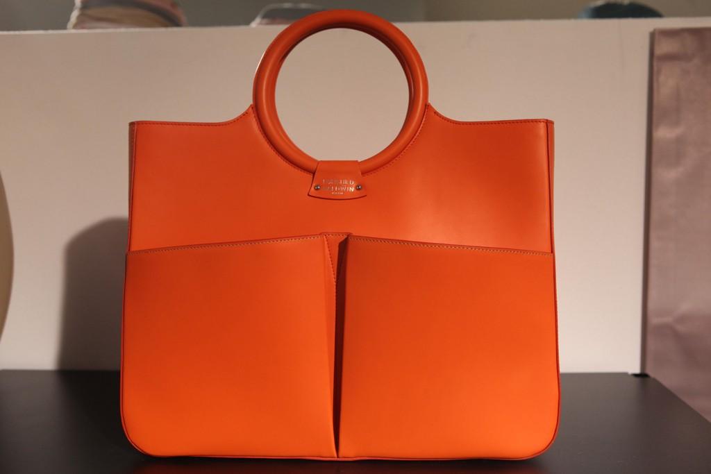 A bag from Fairchild Baldwin.