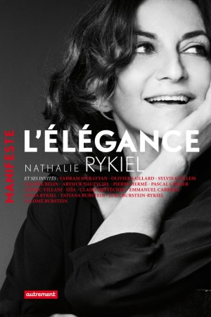 The cover of Nathalie Rykiel's new book