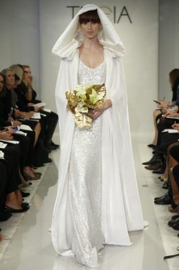 Theia White Bridal Fall 2014