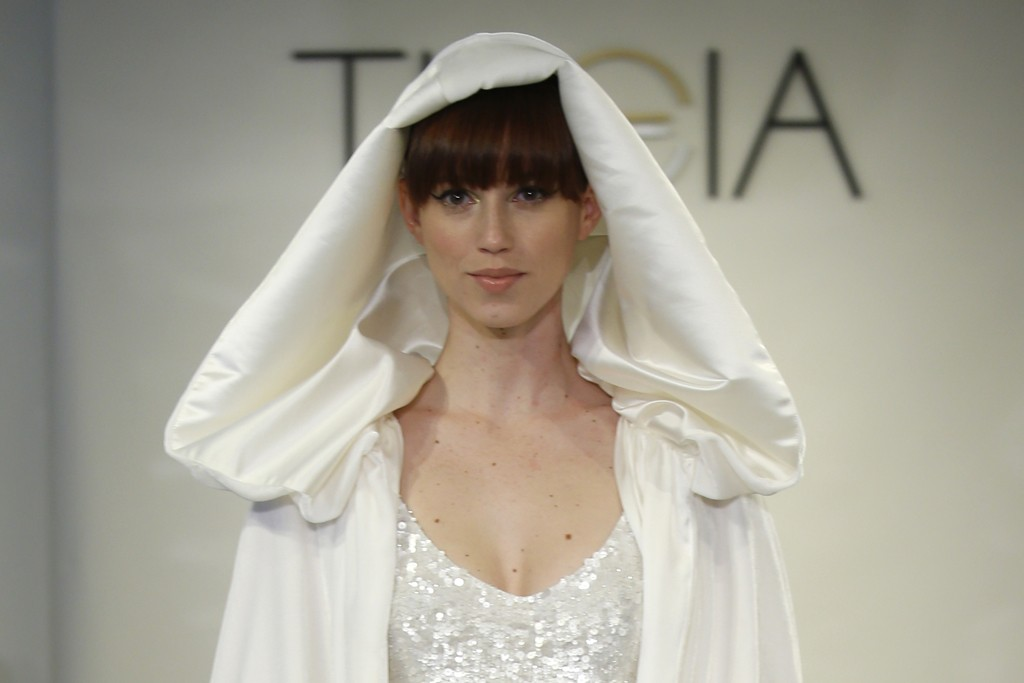 Theia White Bridal Fall 2014