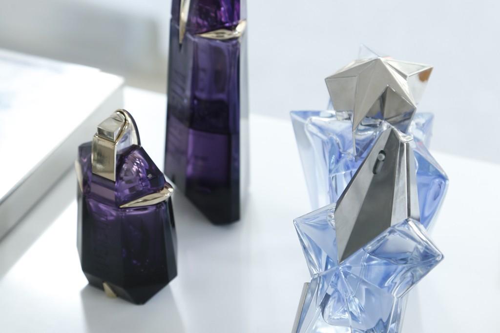 Thierry Mugler fragrances.