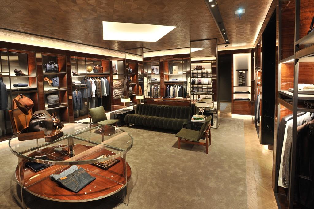 Inside Berluti's new Paris flagship.