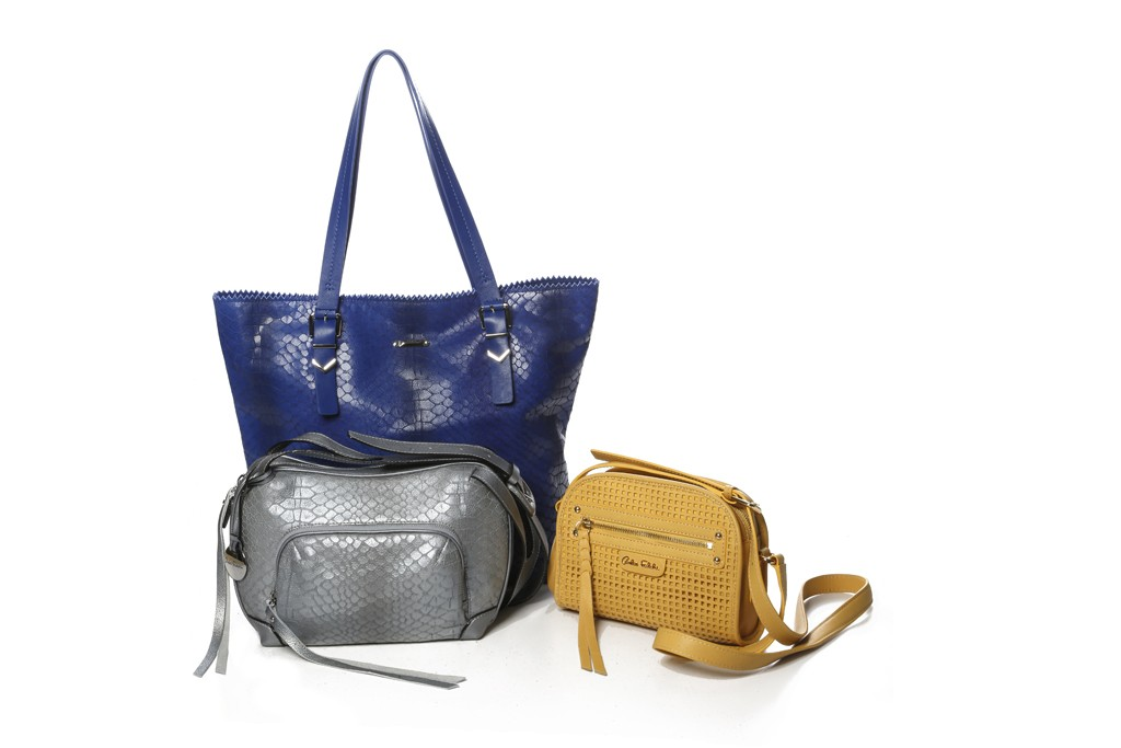 Bags from the Falchi by Falchi collection.