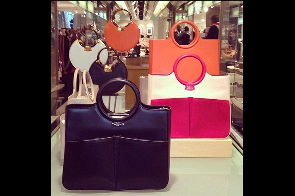 Handbags from Fairchild Baldwin.