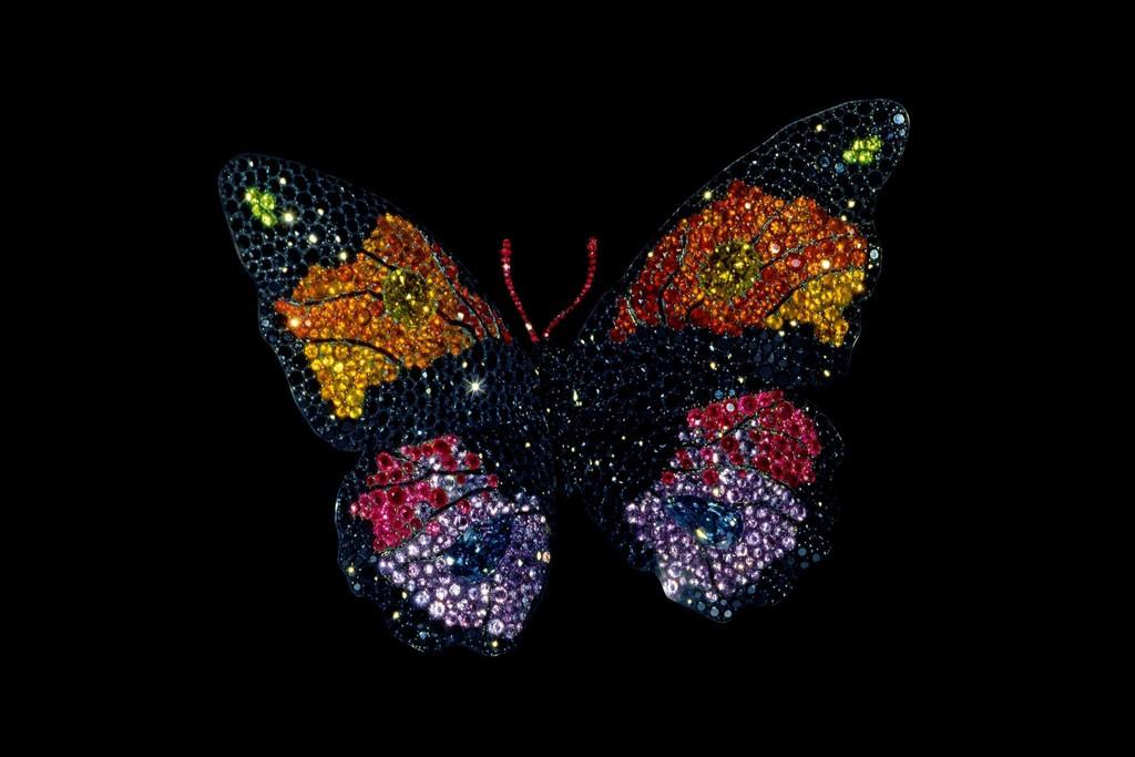Butterfly Brooch by JAR.
