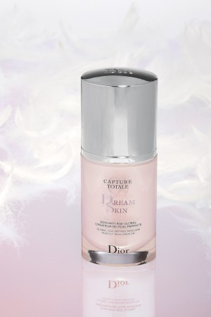 Parfums Christian Dior's Dreamskin.