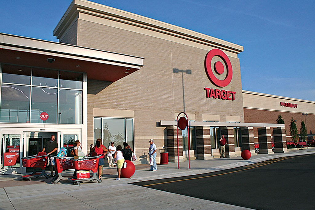 A Target store.