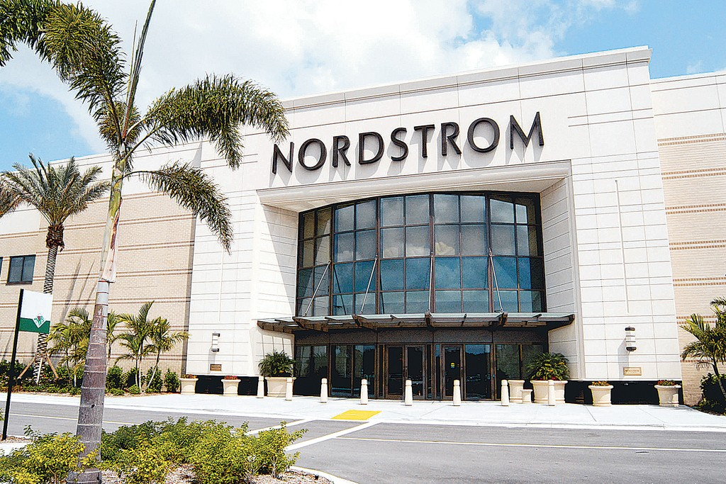 Consumers named Nordstrom their favorite fashion store in a Market Force survey.