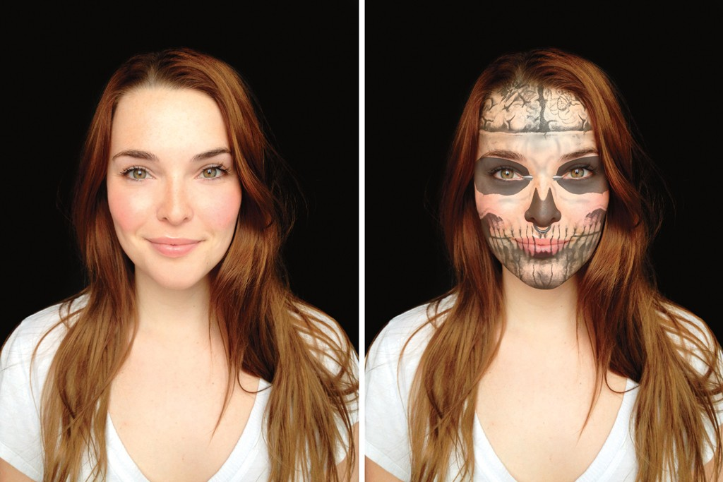Dermablend Professional: Undercover Zombie Boy