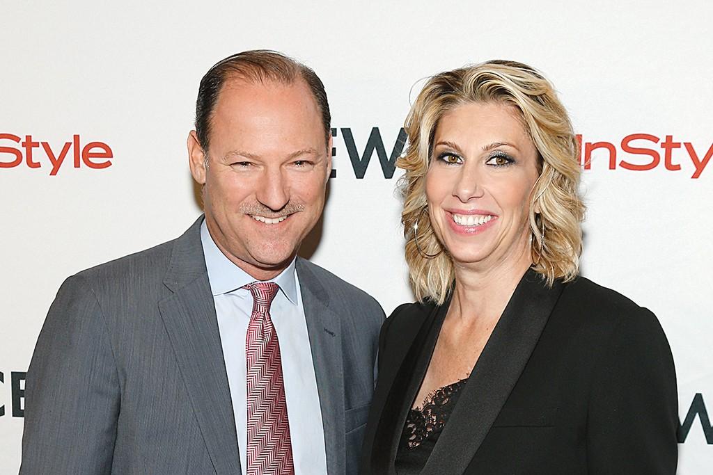 David Greenberg and Carolyn Holba