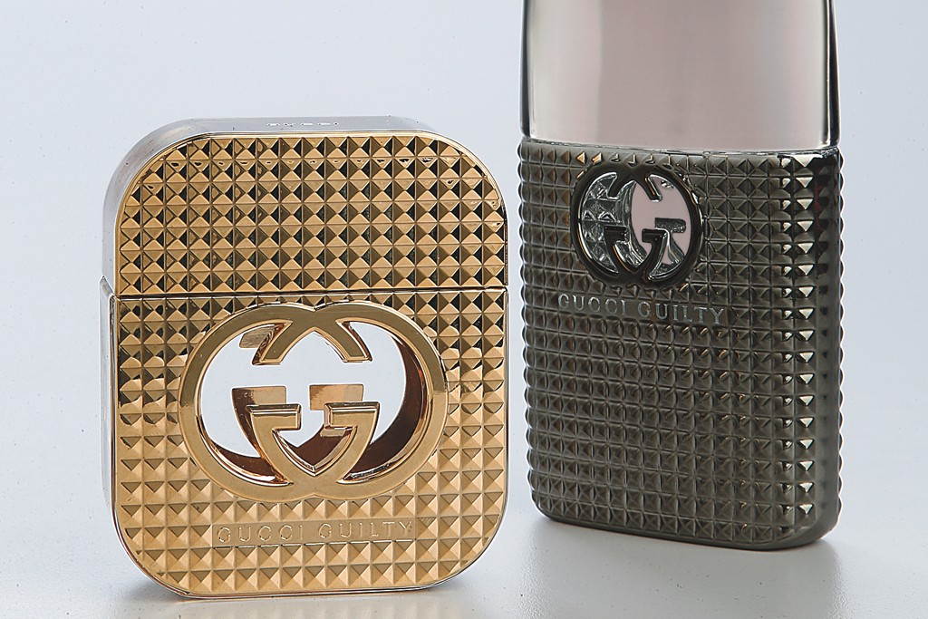 Gucci's limited-edition bottles.