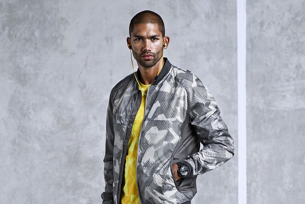 A look from the H&M Sport collection.