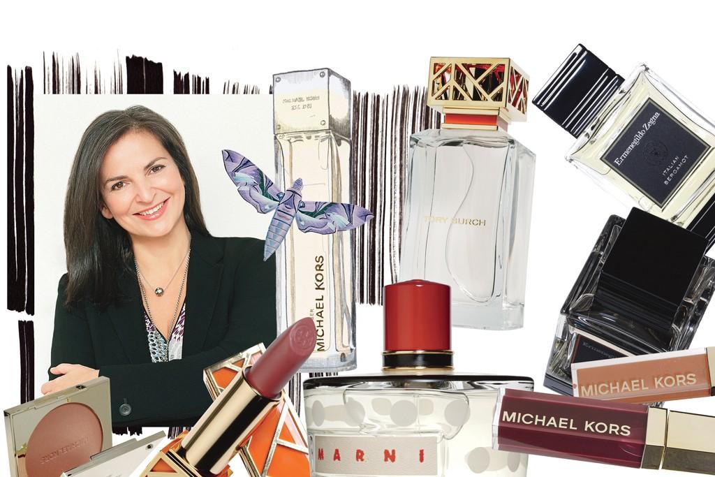 Veronique Gabai-Pinsky, Global Brand President, Aramis and Designer Fragrances