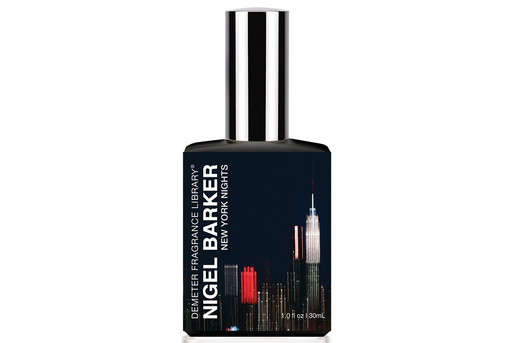 Nigel Barker's New York-themed fragrance.