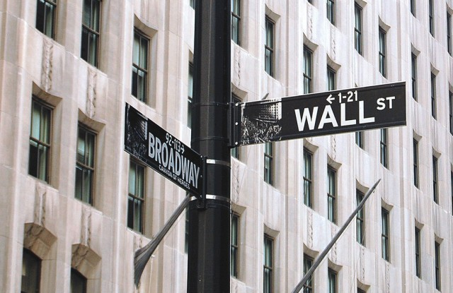 Many blamed Wall Street for the Great Recession.
