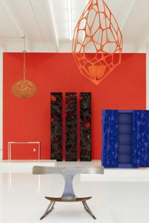 The new Ralph Pucci showroom in Miami.