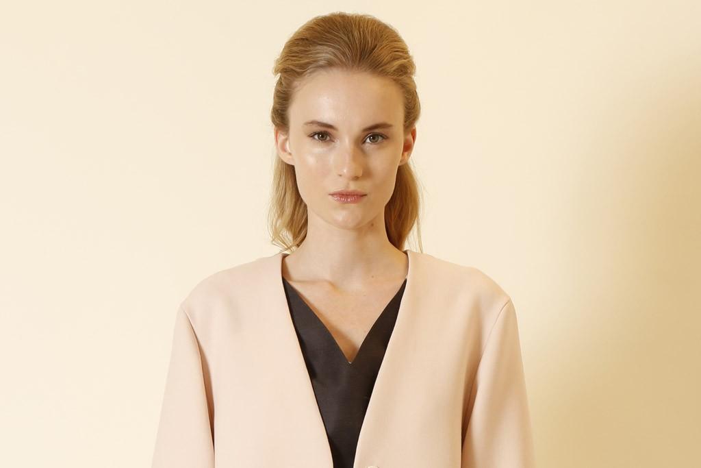 Rena Lange Pre-Fall 2014