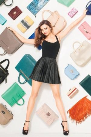 Miranda Kerr for Shop Style.