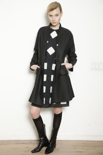 Yeohlee Pre-Fall 2014