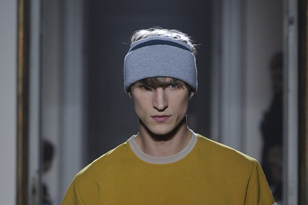 Andrea Incontri Men's RTW Fall 2014