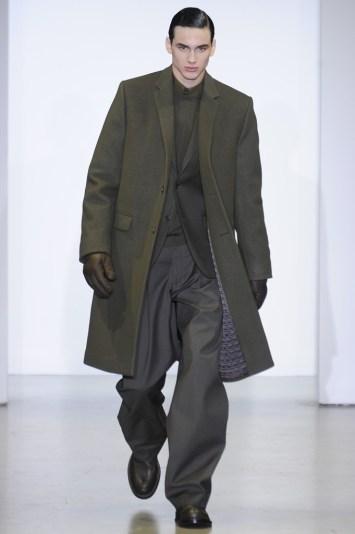 Calvin Klein Men's RTW Fall 2014