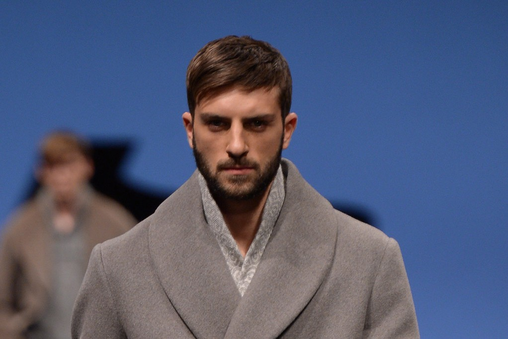 Canali Men's RTW Fall 2014