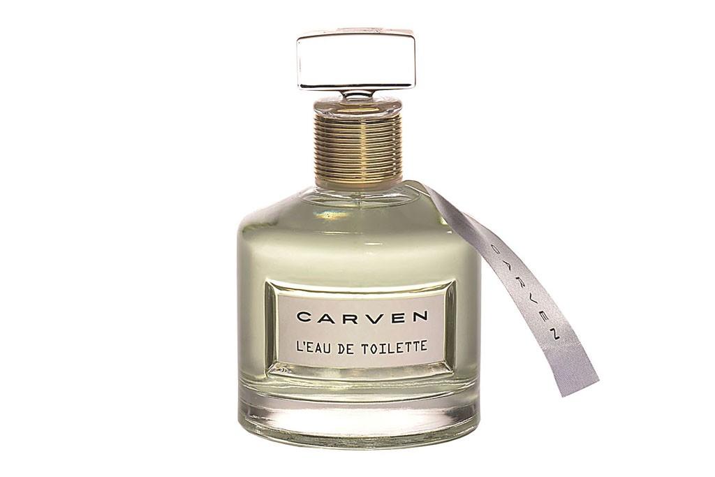 Carven's Le Parfum