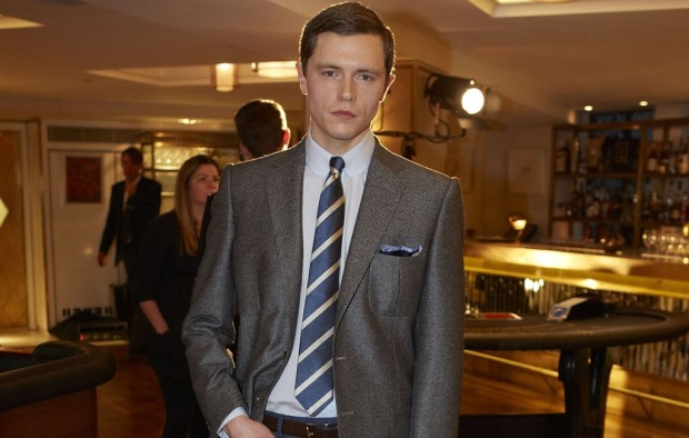 Chester Barrie Men's RTW Fall 2014