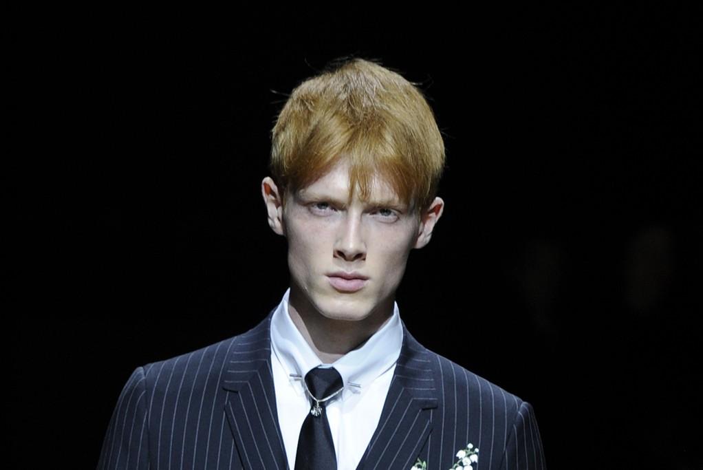Dior Homme Men's RTW Fall 2014