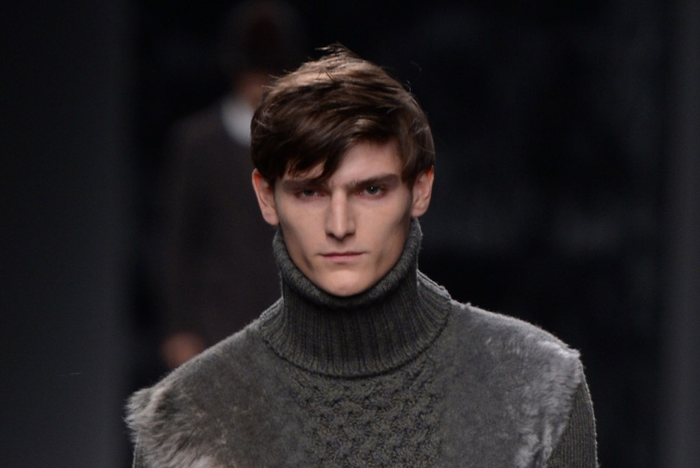 Fendi Men's RTW Fall 2014
