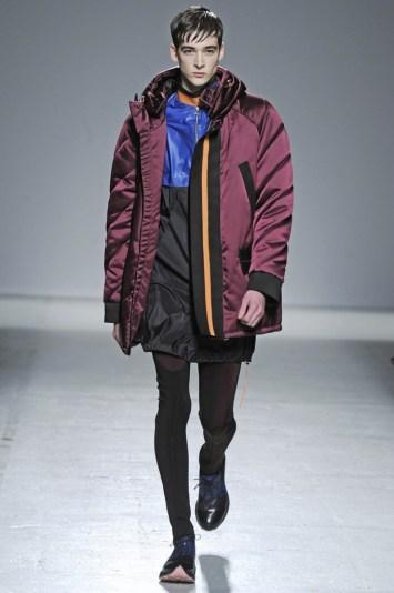 Galliano Men's RTW Fall 2014