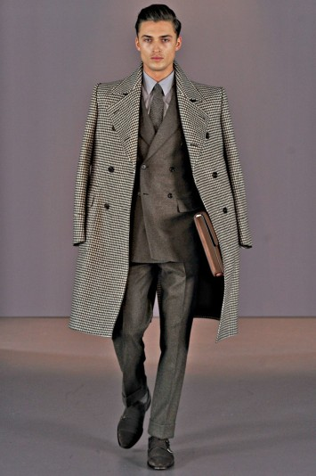 Gieves & Hawkes Men's RTW Fall 2014