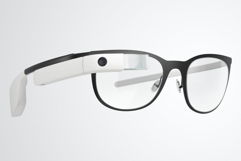 Google Glass' Curve Frames.