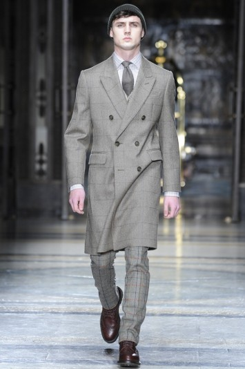 Hackett London Men's RTW Fall 2014
