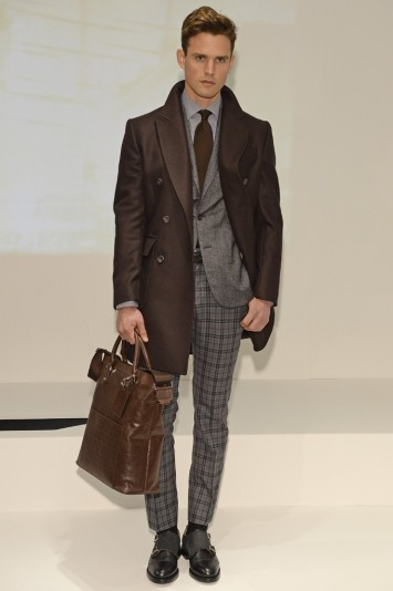 Hardy Amies Men's RTW Fall 2014