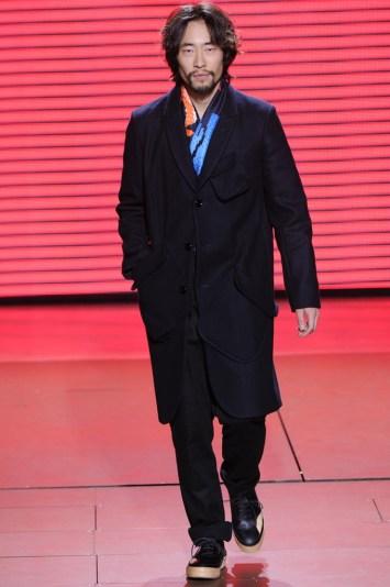 Julien David Men's RTW Fall 2014
