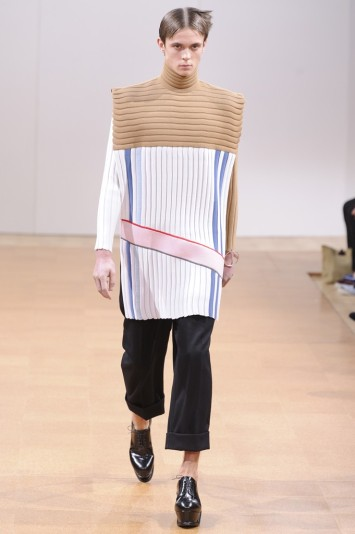 JW Anderson Men's RTW Fall 2014