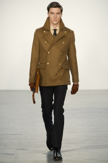 Kent & Curwen Men's RTW Fall 2014