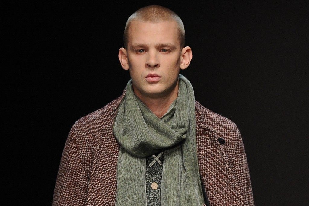 Oliver Spencer Men's RTW Fall 2014