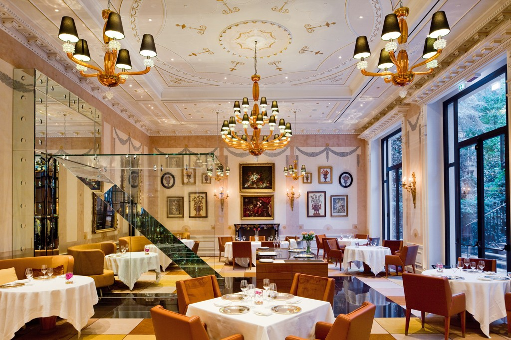 Palazzo Parigi Hotel & Grand Spa in Milan.