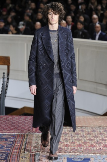 Paul Smith Men's RTW Fall 2014