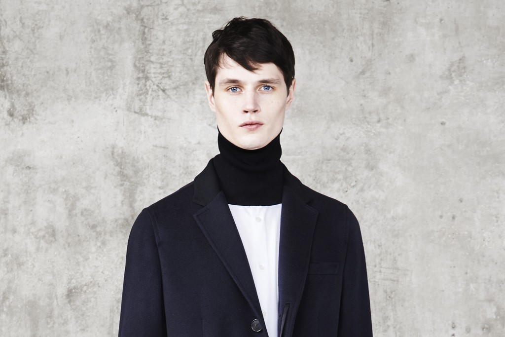 Pringle of Scotland Men's RTW Fall 2014