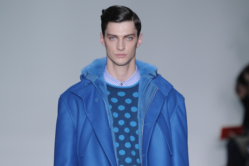 Richard Nicoll Men's RTW Fall 2014