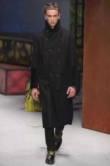Roberto Cavalli Men's RTW Fall 2014