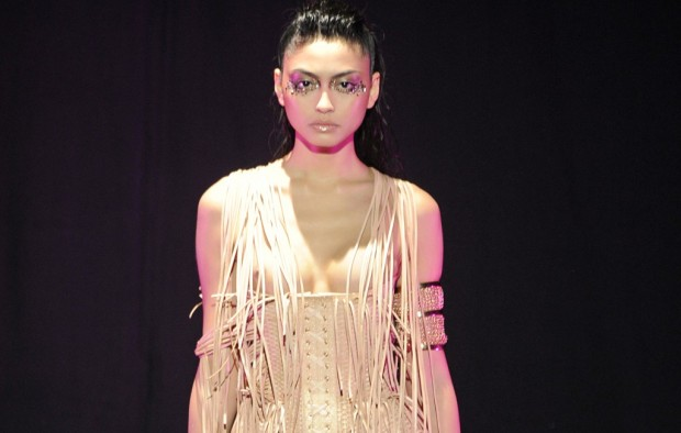 Serkan Cura Couture Spring 2014