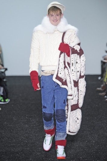 Sibling Men's RTW Fall 2014