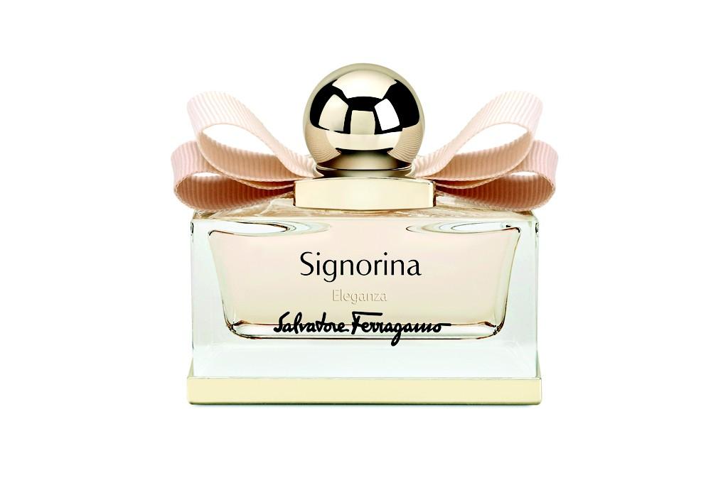 Salvatore Ferragamo's Signorina Eleganza Fragrance
