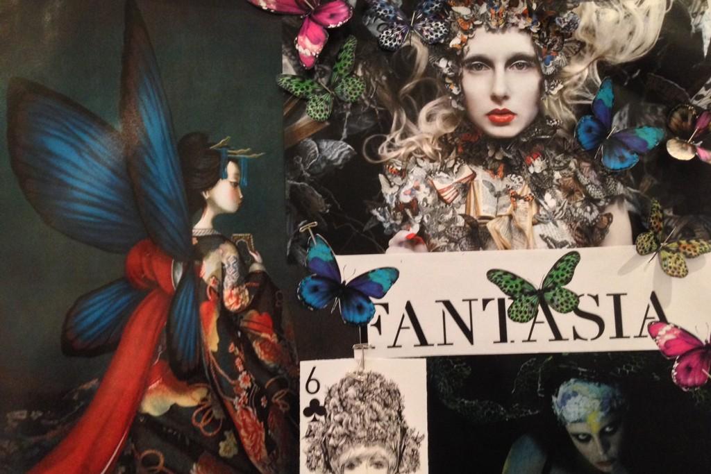 """Enchanted."" — Stacey Bendet, Alice + Olivia"