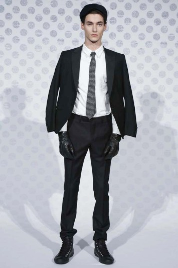 Band of Outsiders Men's RTW Fall 2014